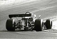 Jean-Pierre Jarier - March 732 - Hockenheim 1973