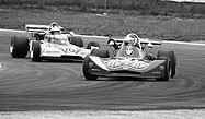 Jean-Pierre Jarier - Jochen Mass - March 732 - Surtees TS15 - Nivelles 1973