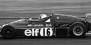 Leclere - Silverstone 1975
