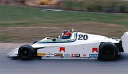 Patrick Nève - Pilbeam MP42 - Nürburg 1979