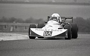 Pierre Dieudonné - March 753 - Thruxton 1975