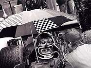 Jacky Ickx - Race of Champions 1974