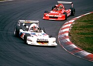 Marc Surer - Alex Ribeiro - March 782 - Nürburg 1978