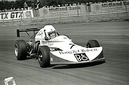 Pierre Dieudonné - March 753 - Silverstone 1975