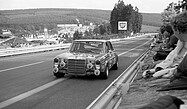 Heyer - Schickentanz - Mercedes-Benz 300 SEL AMG - 24H Spa 1971