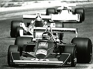 Jacky Ickx - Wolf-Williams FW05 - Paul Ricard GP 1976