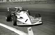 Alex Ribeiro - March 753 - Silverstone 1975